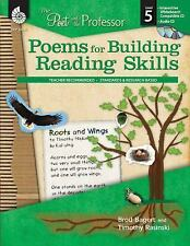 Poems for Building Reading Skills Level 5 (Poet and the Professor), Brod Bagert,