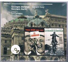 LE CORNIAUD LA GRANDE VADROUILLE DELERUE AURIC GERARD OURY OST CD F.C. SIGILLATO