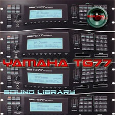 from Yamaha Tg77 - Large Original Factory & New Created Sound Library/Editors