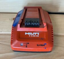 Hilti C 4/36-90 Battery Charger Cordless Li-Ion Tools C4/36-90 Charger Used