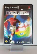 PS2 / Sony Playstation 2 Spiel - International League Soccer mit OVP+Anl. A4789