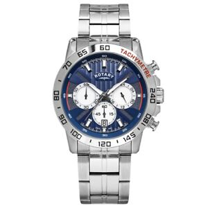 Rotary Mens Exclusive Watch RRP £399 Brand New and Boxed