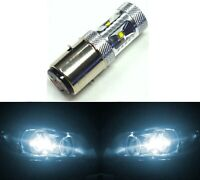 LED 30W BA20d White 6000K One Bulb Head Light Off Road Replacement Lamp OE