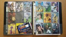Star Wars Topps Finest Complete Trading Card Set 1996 All Foil