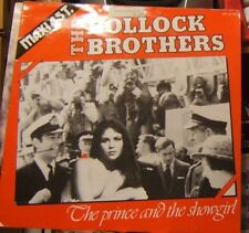 Bollock Brothers The Prince And The Showgirl Belgiu 12""