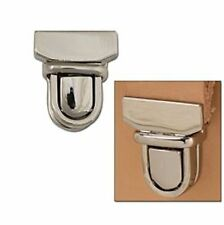 "Tuck Lock Clasp Small 3/4"" x 7/8"" (19 x 22 mm) 11399-01 by Tandy Leather"