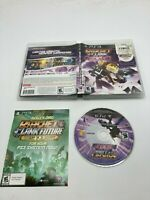 Sony PlayStation 3 PS3 CIB Complete Tested Ratchet & Clank Into the Nexus