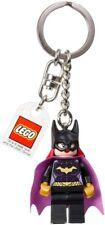 LEGO Super Heroes- Batgirl Keychain/ Key ring - NEW