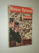 MOTION PICTURES WITH THE BABY CINE.1930's. HAROLD ABBOTT. 9.5mm CINE PHOTOGRAPHY