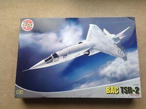 Airfix 1:48 BAC TSR-2 - A10105 Ltd edition