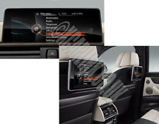 Pantalla trasera BMW iDrive CIC reposacabezas Monitor Espejo OEM 3/5/X5/X6 Series F10/F01