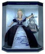 BARBIE - Poupée Millenium Princess Special Edition 2000 blonde Mattel neuve Misb