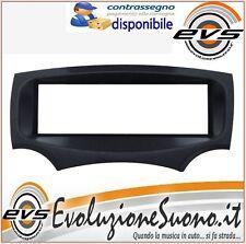 Phonocar 03445 Mascherina Adattatore Autoradio ISO Colore NERO per Ford KA '09>