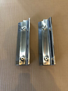 Porsche 997 & 996 Stainless Steel Coil Heat Shield.Sold In Pairs