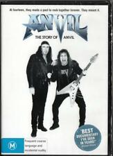 THE STORY OF ANVIL - NEW REGION 4 DVD FREE LOCAL POST