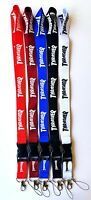 THRASHER Keychain Neck Lanyard ID Badge Clip Holder FAST SHIPPING from USA