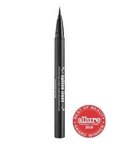 Iconic KVD Kat Von D Tattoo Liner Liquid Liner💕Trooper Black Satin Finish💕F/S