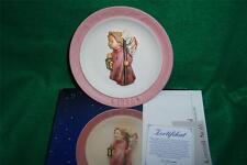 """Hummel Annual Christmas Plate 1996  """"Christmas Song""""  MIB"""