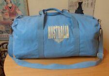 RIVERS AUSTRALIA COTTON TRAVEL/WEEKEND HOLDALL BAG-ADJUSTABLE SHOULDER STRAP