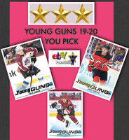 🌠 2019-20 UPPER DECK YOUNG GUNS - FINISH SET / YOU PICK - C/S 🌠