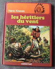 Hans Kresse - les héritiers du vent , Bandes dessinées / BD