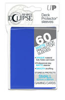 60 Ultra Pro Deck Protector SMALL PRO-MATTE ECLIPSE PACIFIC BLUE Sleeves YUGIOH
