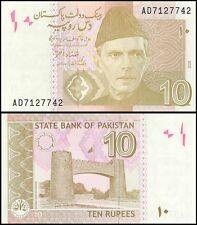 Pakistan 10 Rupee, 2006, P-45a, UNC