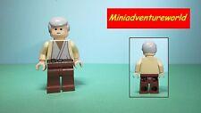 Lego GENUINE BRAND NEW Minifigure Owen Lars 10144 Sandcrawler sw140