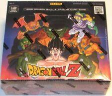 Panini Dragon Ball Z Movie Booster Box Sealed New TCG Super Goku Cards DBZ Anime