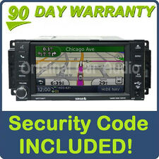 CHRYSLER DODGE JEEP RHB Mygig Navigation GPS Touch Screen Radio MP3 CD Player