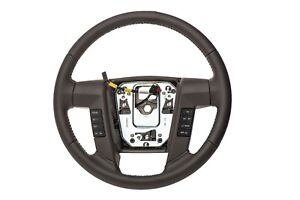 2009-2010 Ford F-150 Steering Wheel Dusk Grey Leather OEM NEW  9L3Z-3600-BD