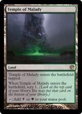 TEMPLE OF MALADY Journey into Nyx MTG Land RARE