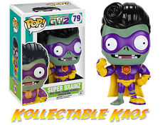 Funko 8491plants VS Zombies Figure Super Brainz