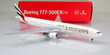 "Herpa Wings 518277-003 Emirates Boeing 777-300er Reg.: ""a6-enx"" - scale 1/500"