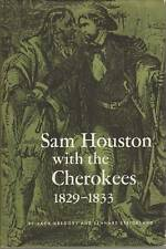 Sam Houston With The Cherokees