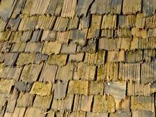 Holzschindeln verwittert 60 Stck Krippenbau Krippenbaumaterial Krippe bauen