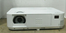 Tested NEC M322X DLP XGA 1080p Projector NP-M322X 3200 Lumens 4430 Lamp Hours
