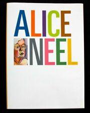 ALICE NEEL Philadelphia Museum Exhibition HB/DJ Ann Temkin 2000