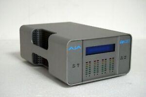 AJA IO HD Firewire Capture Device - Analog / Digital Media Converter