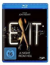 X: Night of Vengeance [Blu-ray] Exit A Night from Hell Hanna Lawrence Jon Hewitt