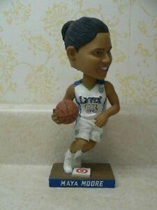 WNBA, MINNESOTA LYNX, MAYA MOORE, BOBBLEHEAD, EXCELLENT CONDITION!!
