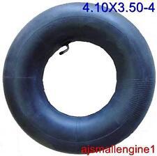 INNER TUBE 4.10/3.50-4, 410x350-4, 4.10x3.50-4  BENT STEM VALVE - FREE SHIPPING!