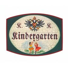 Kindergarten Türschild