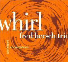 Whirl [Digipak] by Fred Hersch (CD, Jun-2010, Palmetto)