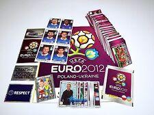 PANINI EM 12 Euro 2012 - Komplettset (Polen) + P1-P25 + 6 Updates + Album + Tüte