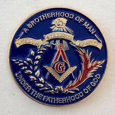 "1"" Masonic Lapel Pin(BOB)"