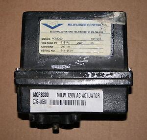 Milwaukee MCRB300 Electric Actuator