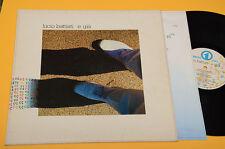 LUCIO BATTISTI LP E GIA 1°ST ORIG 1981 EX ! GATEFOLD+TESTI HALF SPEED MASTERING