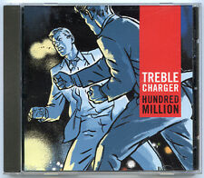 TREBLE CHARGER Hundred Million advance promo 2002 CD