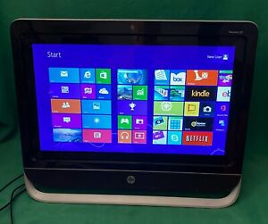 HP Pavilion TouchSmart 20 All-in-One PC_AMD E1-2500 @ 1.40 Ghz_4GB RAM_1TB HDD.